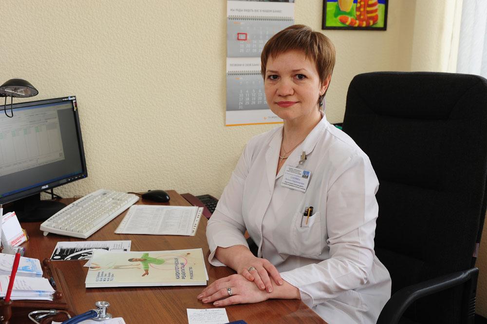 Северина Наталья Владимировна